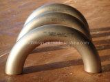 Cotovelo da soldadura de extremidade do aço inoxidável (180 graus R=3D)
