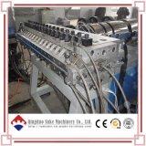 Panneau de mousse de croûte de PVC faisant l'extrudeuse de machine