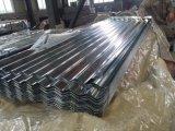 냉각 압연된 직류 전기를 통한 물결 모양 강철판 건축재료