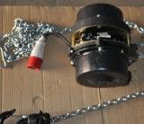 高品質照明トラスシステムのための1トンモーター起重機