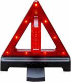 Luz de precaución del piloto del triángulo del LED