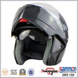 OEM 두 배 챙 (LP505)를 가진 헬멧 높은 쪽으로 차가운 귀영나팔 손가락으로 튀김