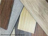 PVC 비닐 마루 나무 곡물