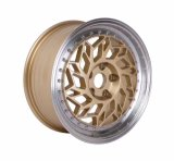 Nuova rotella della lega di alluminio di pollice PCD 5*100/5*114.3 di disegno 18-19