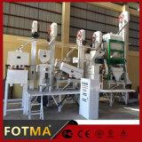 машинное оборудование филировать риса 18-300t/D, вполне завод стана риса