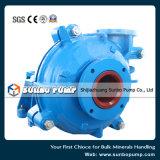 Sunbo Berufshersteller-zentrifugale horizontale Schlamm-Pumpe/Grubenpumpe