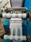 Papel de rodillo automático del cigarrillo de la alta calidad que raja el equipo plegable de la máquina