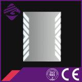 Montierungs-Badezimmer-Spiegel LED der Wand-Jnh253 mit schönen Mustern