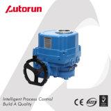 Blauer motorisierter Ventil-Stellzylinder-explosionssicherer AN/AUS-Typ