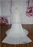 Neues Ansammlungs-Italien-Entwurfs-Nixe-Endstück-Hochzeits-Kleid-Brautkleid