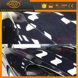 Высокое качество пленка предохранения от краски стикера обруча винила автомобиля 3 слоев