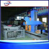 Плазмы нагрузки и подавать трубы большого диаметра автомат для резки металла CNC автоматической
