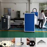 Kohlenstoffstahl-Gefäß-Faser-Laser-Ausschnitt-Maschine des Edelstahl-500W-3000W