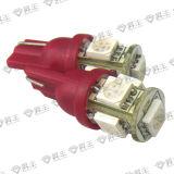 El LED acuña la luz de señal de /LED de los bulbos del coche 5SMD (SF-SLED-DT10)