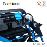Продукты здоровья Topmedi медицинские складывая кресло-коляску электричества для взрослых