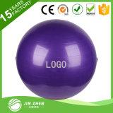 No6-1 Anti-Repartió la bola de la aptitud de la gimnasia de la yoga con la venda del ejercicio de resistencia