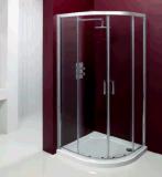 ليّن غرفة حمّام [6مّ] زجاجيّة ربعيّة مماسّ الارتفاع وابل باب إحاطة ([مقد9090])