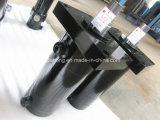 Cilindro hidráulico del borde delantero para la perforadora rotatoria