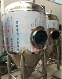 fermentatore conico della birra del rivestimento sanitario del glicol 2000L (ACE-JBG-X2)