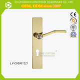 Het Slot van het Handvat van de Deur van de Badkamers van de Vervanging van de Hardware van de Veiligheid van de deur