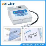 지속적인 잉크 제트 케이블 인쇄를 위한 백색 안료 인쇄 기계 (EC-JET400)