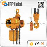 Motor die van de Reeks van Hsy de Draagbare 2t het Elektrische Hijstoestel van de Ketting voor Verkoop opheffen