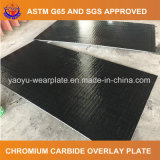 Piatto d'acciaio della sovrapposizione placcata resistente all'uso