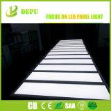 Luz del panel ahuecada LED libre de la luz del panel 600X1200 del parpadeo ultrafino para el propósito comercial