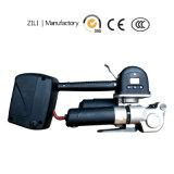 Máquina que ata con correa eléctrica para la correa del embalaje
