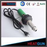 Canon de chaleur en plastique marqué d'air chaud de soudure de la CE (ZX1600)