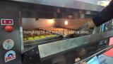 実質の工場からのHonglingの良質の1デッキの2皿の電気オーブン