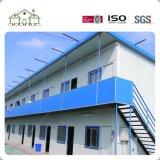 Huizen van het Huis van de milieuControle de Goedkope Prefab op de PrefabAlgemene Vergadering van het Landgoed Construction&Real