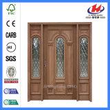 Porte en bois intérieure de luxe parfaite de Tailleur d'artisan (JHK-012CS)
