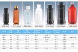 250ml de witte Plastic Fles van het Huisdier voor Mondelinge Vloeibare Verpakking