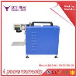 10W 휴대용 Laser 표하기 기계