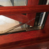 Окно Casement термально пролома алюминиевое с плетением экрана (JFS-135002)