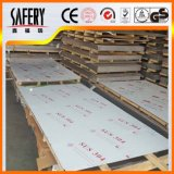Precio inoxidable de la hoja de acero de AISI 304 por el kilogramo