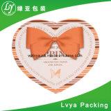 Коробка подарка горячего сбывания Heart-Shaped бумажная