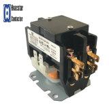 contator da C.A. de 2poles 24V 30AMPS para o condicionamento de ar com certificação do UL CSA