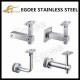 ステンレス鋼の適用範囲が広く旧式な手すりブラケット