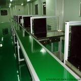 Transportador de correa automático de PVC de China para la cadena de producción