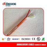 De transparante Kabel Met geringe geluidssterkte van de Microfoon van de Draad van de Microfoon