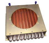 Гальванизированное Board Copper Fin Evaporator для Air Conditioner