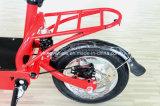 """Da cidade de alta velocidade do Hummer do """"trotinette"""" do freio de disco 36V300W de F/R E bicicleta elétrica"""