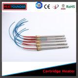 Alto riscaldatore di resistenza della cartuccia di watt
