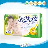 파키스탄 Stocklot 좋은 품질 면 아기 기저귀