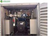 開いたタイプおよび近いタイプの中国のブランドの天燃ガスの発電機