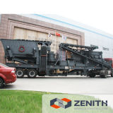 Large Capacity Mobile Crusher for Aggregates with SGS