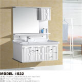 PVC poco costoso Bathroom Cabinet di Wall Mounted con Side Cabinet