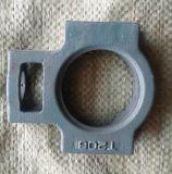 Acero industrial de los componentes NSK del rodamiento del bloque de almohadilla (T206)